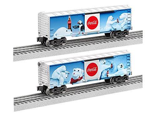 Price comparison product image Lionel 684615 Coca-Cola Vintage Polar Bears Boxcar