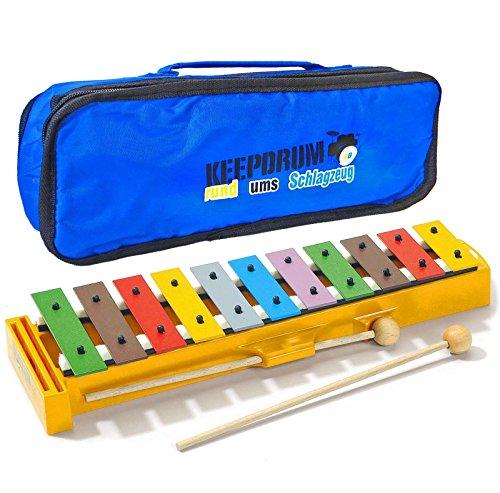 Sonor GS Xylophon Glockenspiel für Kinder + KD Tasche Bag GRATIS!!!