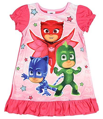 PJ Masks Girls Nightgown Pajamas (Toddler)