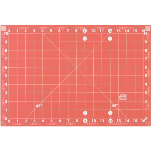 "Sullivans 39234 Add A Mat Self Healing Mat, 12"" by 18"""