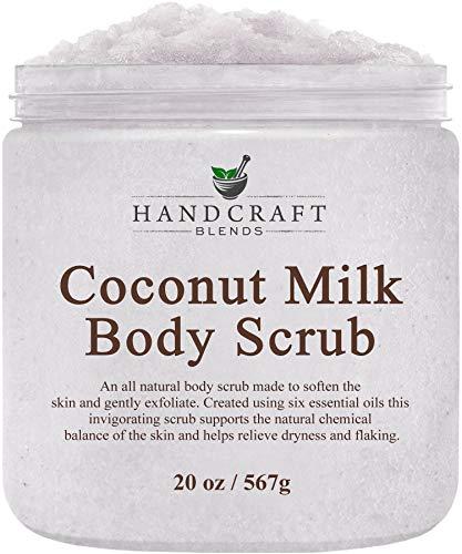 Handcraft Coconut Milk Body Scrub product image