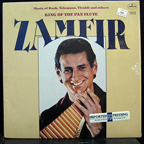 Price comparison product image Zamfir, King of the Pan Flute