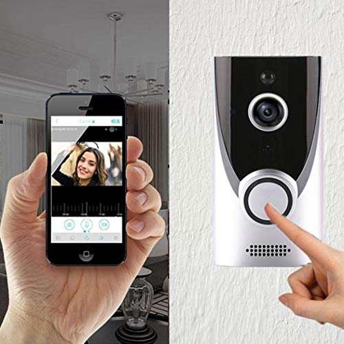 hevare Home WiFi Smart Wireless Security Doorbell Visual Intercom Recording Video Kits