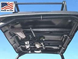 Great Day QD850-OGR Quick-draw Overhead Gun Rack UTV\'s with 23-28-Inch Rollbar Depth