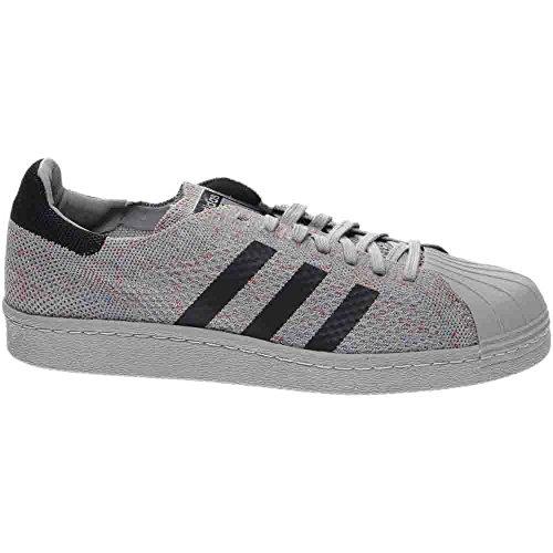 Adidas Originals Mænds Superstar 80'erne Pk Grå dkknc5CS