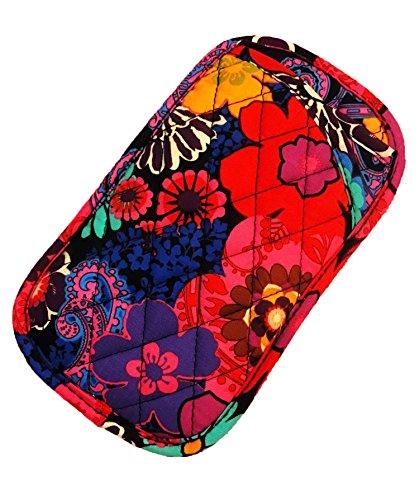 Double Eye Case - Vera Bradley Double Eye in Floral Fiesta
