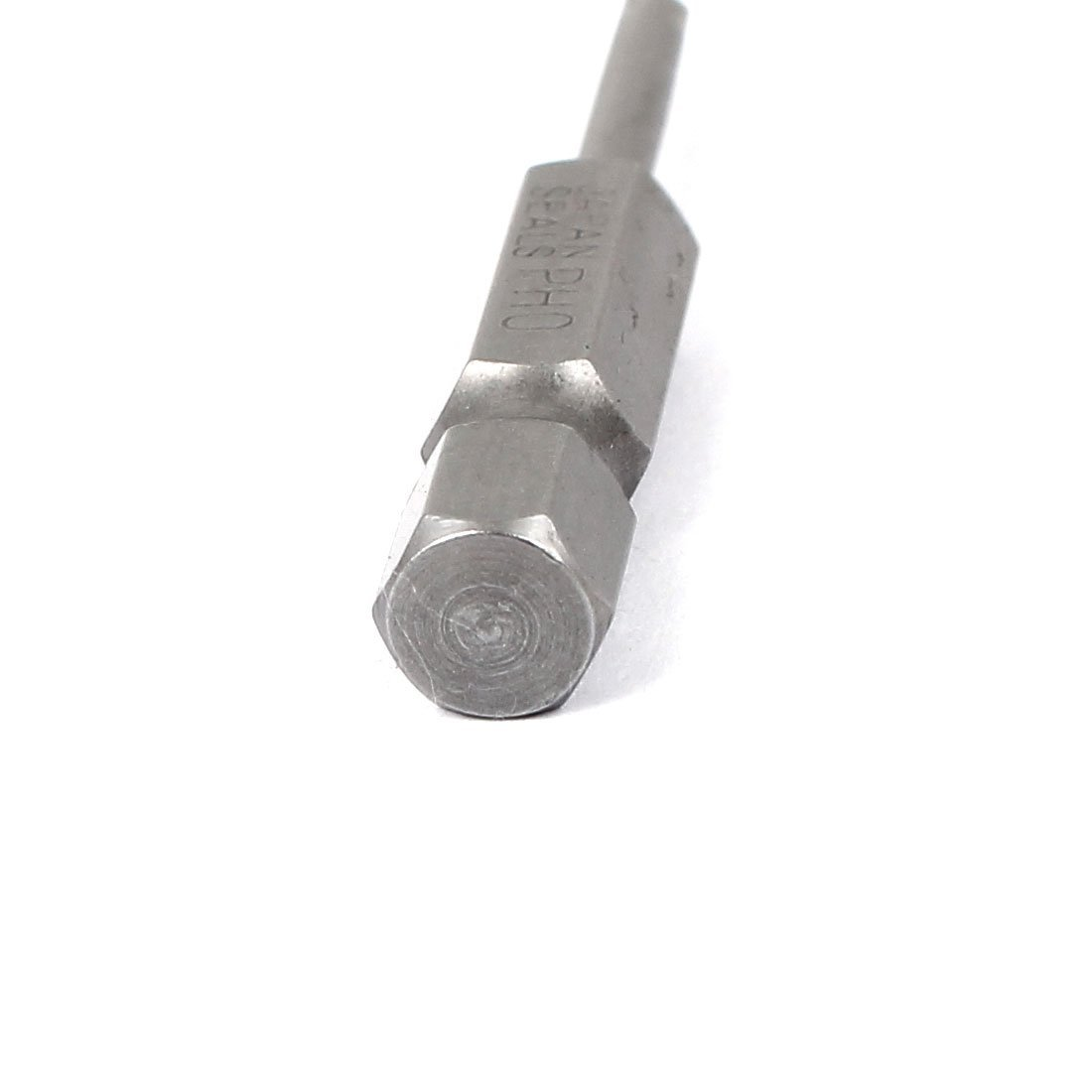 DealMux 2x1//4 2.5mm PH0 S2 Crosshead Phillips Screwdriver Bits 10pcs