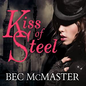 Kiss of Steel Audiobook