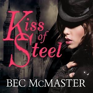 Kiss of Steel Audiobook