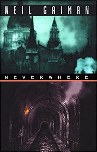 Image result for neverwhere book cover