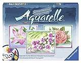 Ravensburger Aquarelle Flowers Arts & Crafts Kit