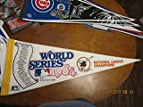 1984 San Diego Padres World Series scroll pennant b1 Tony Gwynn