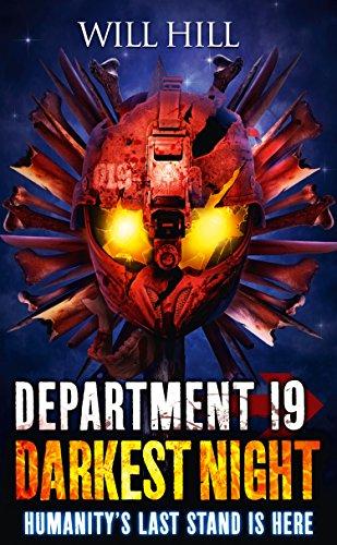 Darkest Night (Department 19, Book 5) (Department Nineteen)