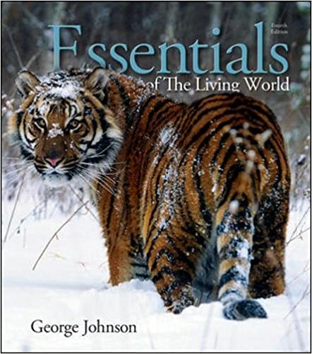 Essentials of the living world 4th edition by johnson test bank.