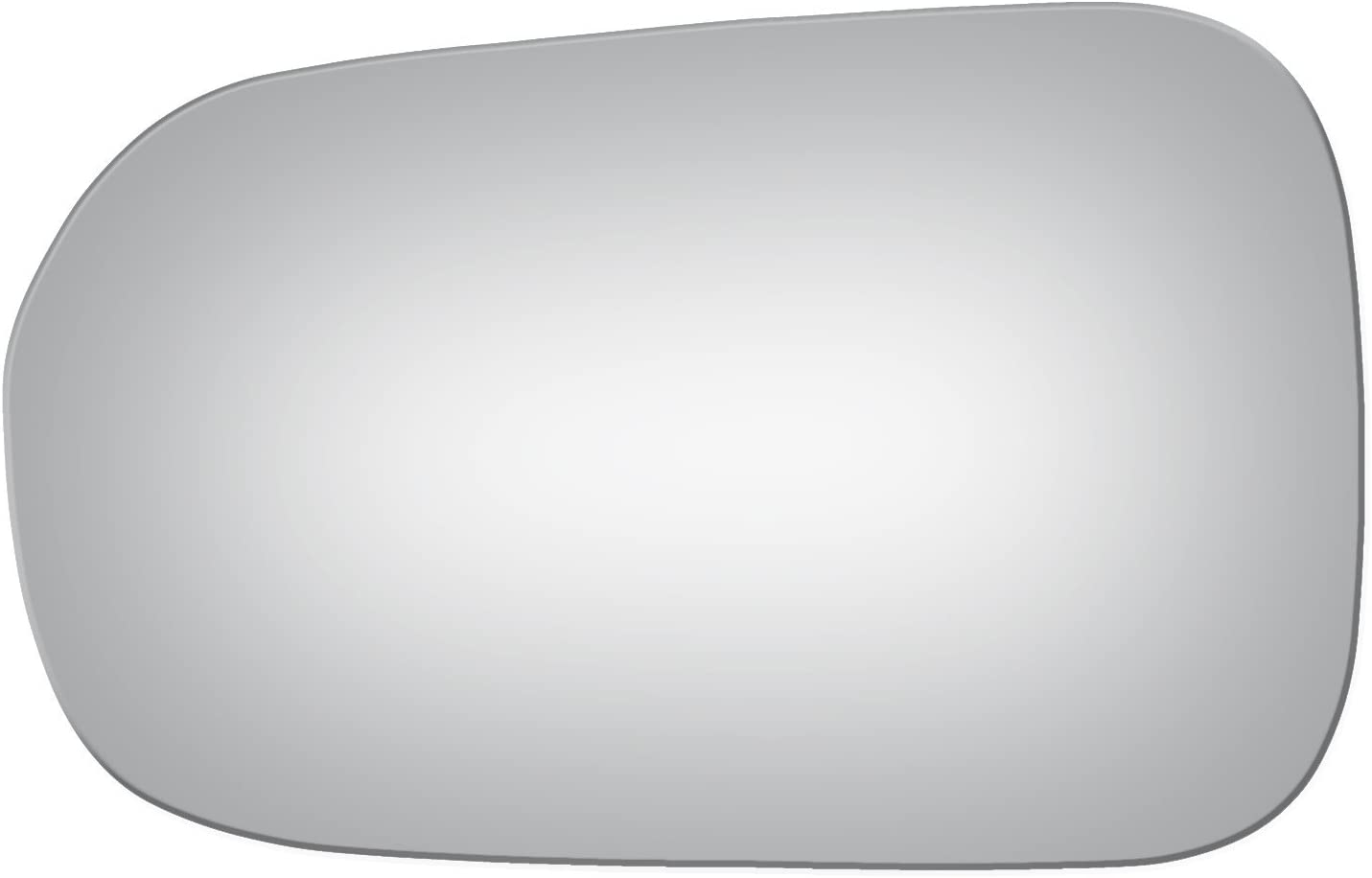 Flat Driver Left Side Replacement Mirror Glass for 1999-2001 Acura Tl