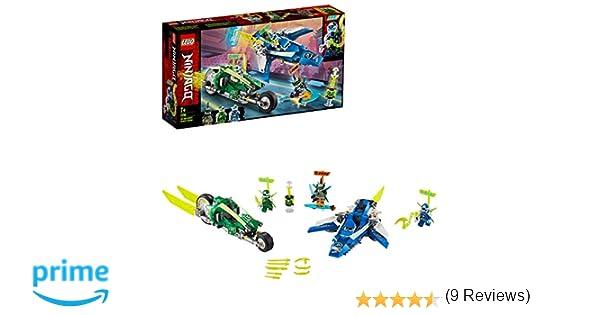 Lego Ninjago - Vehículos Supremos de Jay y Lloyd, Set de ...