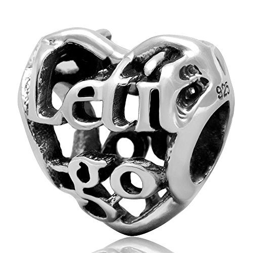 Heart Sterling Silver Charms Bracelets product image