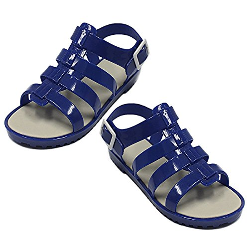Teen Sale Girls To Flat amp; Sandals Women Jelly assorted Blue Colors Back Melissa Heeled School Pd0EwYxqv