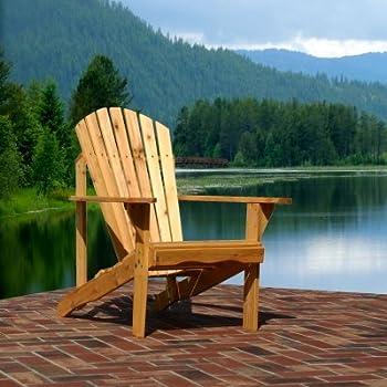 Amazon Com Designed For Outdoors Adirondack Fan Back