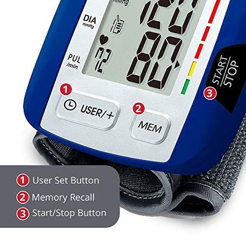 Automatic Blood Monitor     Battery Multi-User, Auto  