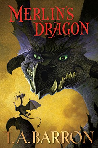 Merlin's Dragon (Merlin Saga)