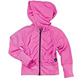 Baby Girl Hot Pink Hooded Jacket With Insect - Best Reviews Guide