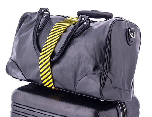 Holly LifePro Add-On Bag Bungee Luggage Strap Heavy Duty Adjustable Suitcase Belts Travel Bag Accessories