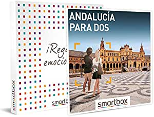 Smartbox Andalucía para Dos Caja Regalo, Adultos Unisex, estándar
