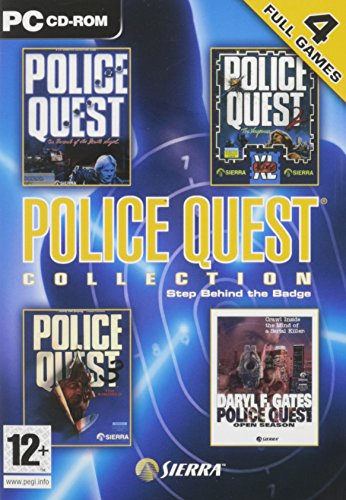 Police Quest Collection 4 - 4 Swat Pc
