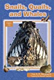 Snails, Quails, and Whales, Dave Miller, 1600630383