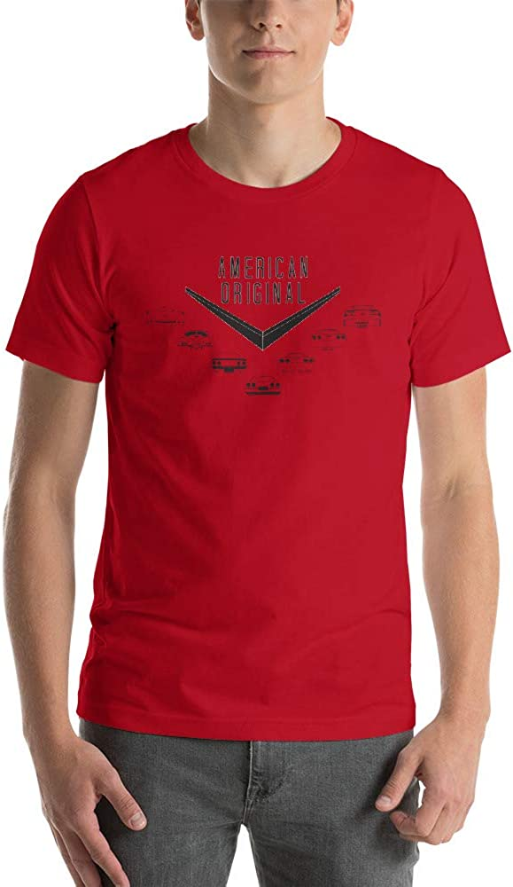 Everyday Driver Official American Original Flying V Style Short-Sleeve T-Shirt