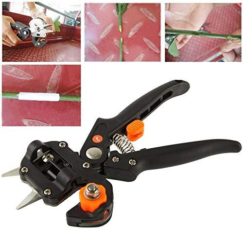 AntCompany Arte del Giardino Utensili da Taglio per innesti per Giardinaggio, innesti per potare Le Forbici per Creare Protesi Precise; Pratico