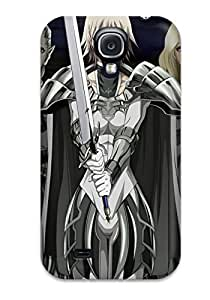 Audrill FAbmUNm3166dXfyC Protective Case For Galaxy S4(claymore)
