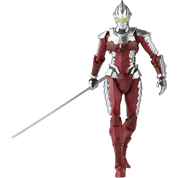 S.H.フィギュアーツ ULTRAMAN(ウルトラマン) ULTRAMAN SUIT ver7 -the Animation- 約165mm ABS&PVC製 塗装済み可動フィギュア