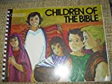 img - for Biblegram: Children of The Bible ~ Five Bible Lessons for Boys and Girls with Flash Cards book / textbook / text book