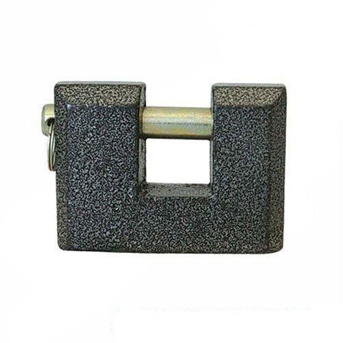 Silverline 675169 Cadenas en fonte anse rotative 80 mm