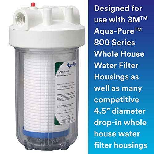3M Aqua-Pure Whole House Replacement Water Filter - Model AP810