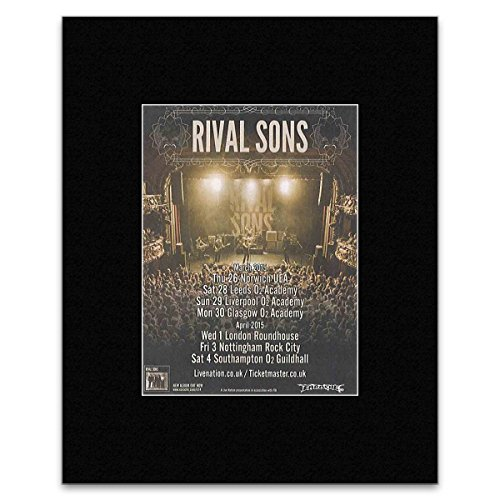 rival sons poster - 6