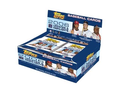 2006 Topps Baseball Updates & Highlights Hobby - Sports Elite Cards