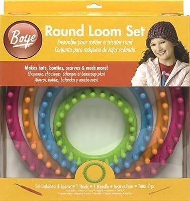 Boye Round Loom Set from Boye