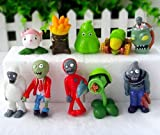 Full-Link PLANTS VS ZOMBIES CHARACTER FIGURE SETS - 8 DIFFERENT SETS - UK SELLER (Set D)