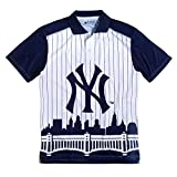 "New York Yankees MLB ""Thematic"" Skyline Men's Polo Shirt"