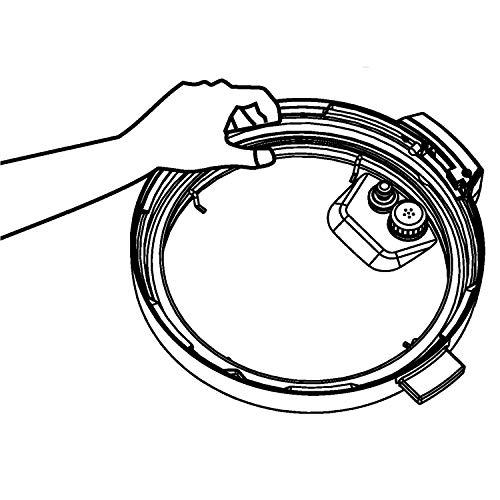Amazon Com Sealing Ring For Cosori 6 Qt Pressure Cooker Model