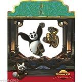 Kung Fu Panda Centerpiece