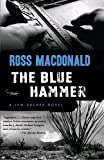 The Blue Hammer by Ross Macdonald front cover