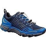 Cheap Dynafit Men's Feline Ultra Trail Running Shoes Dark Denim / Legion 9 and HDO Sport Workout Visor Bundle