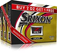 Srixon Z Star Golf Balls - Buy 2 DZ Get 1 DZ Free