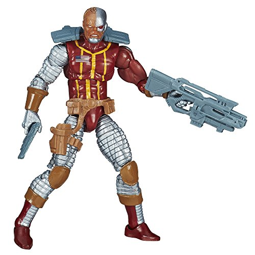 Marvel Bad Guys - Marvel Avengers Infinite Series Deathlok Figure, 3.75