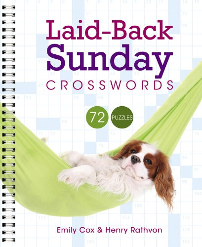 Back Puzzle (Laid-Back Sunday Crosswords)