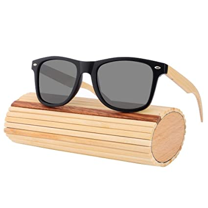 GSSTYJ Gafas de Sol Unisex UV400, Gafas de PC polarizadas ...